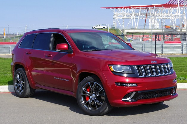 do they have to do with the 2014 Jeep Grand Cherokee SRT , you ask