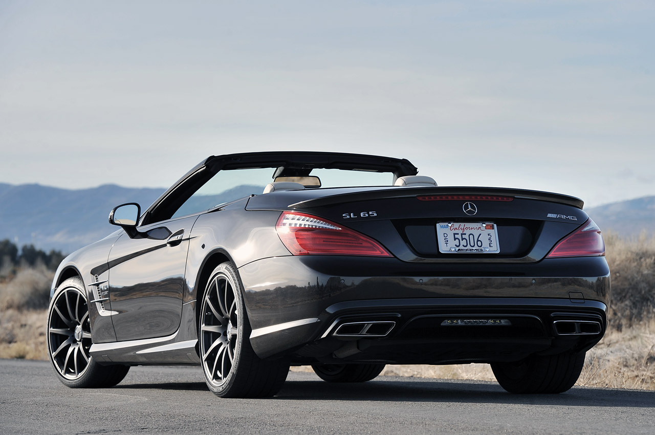 2013 mercedes benz sl65 amg quick spin photo gallery for 2013 mercedes benz sl65 amg