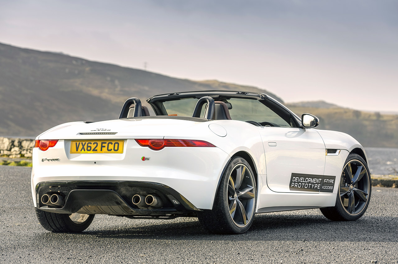 2014 jaguar f type first ride photo gallery autoblog. Black Bedroom Furniture Sets. Home Design Ideas