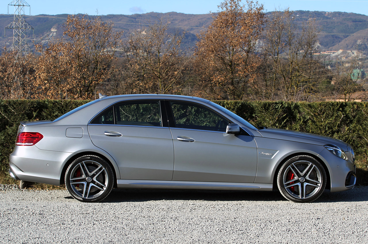 2014 mercedes benz e63 amg first drive photo gallery for Mercedes benz e63 amg 2014