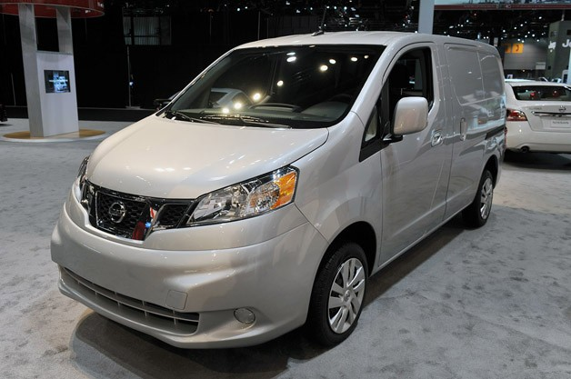 2013 Nissan NV200