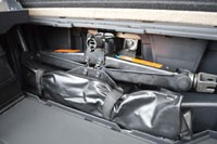 Long-term 2013 Nissan Pathfinder jack storage