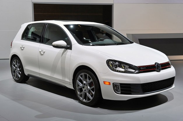2013 Volkswagen GTI Driver's Edition