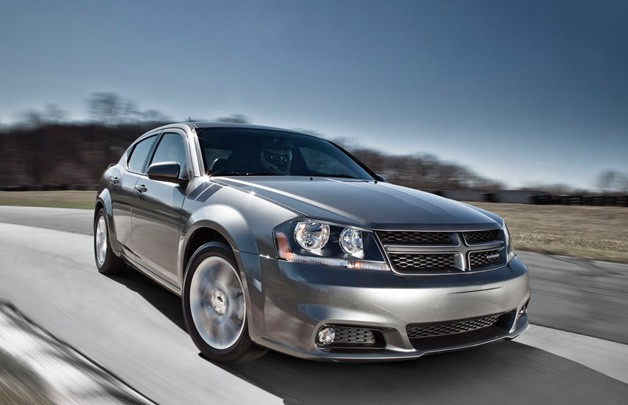 2013 Dodge Avenger