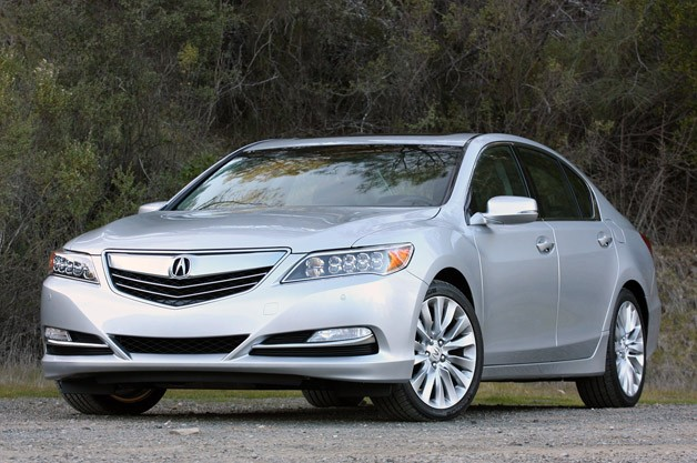 2014 acura rlx first drive. Black Bedroom Furniture Sets. Home Design Ideas