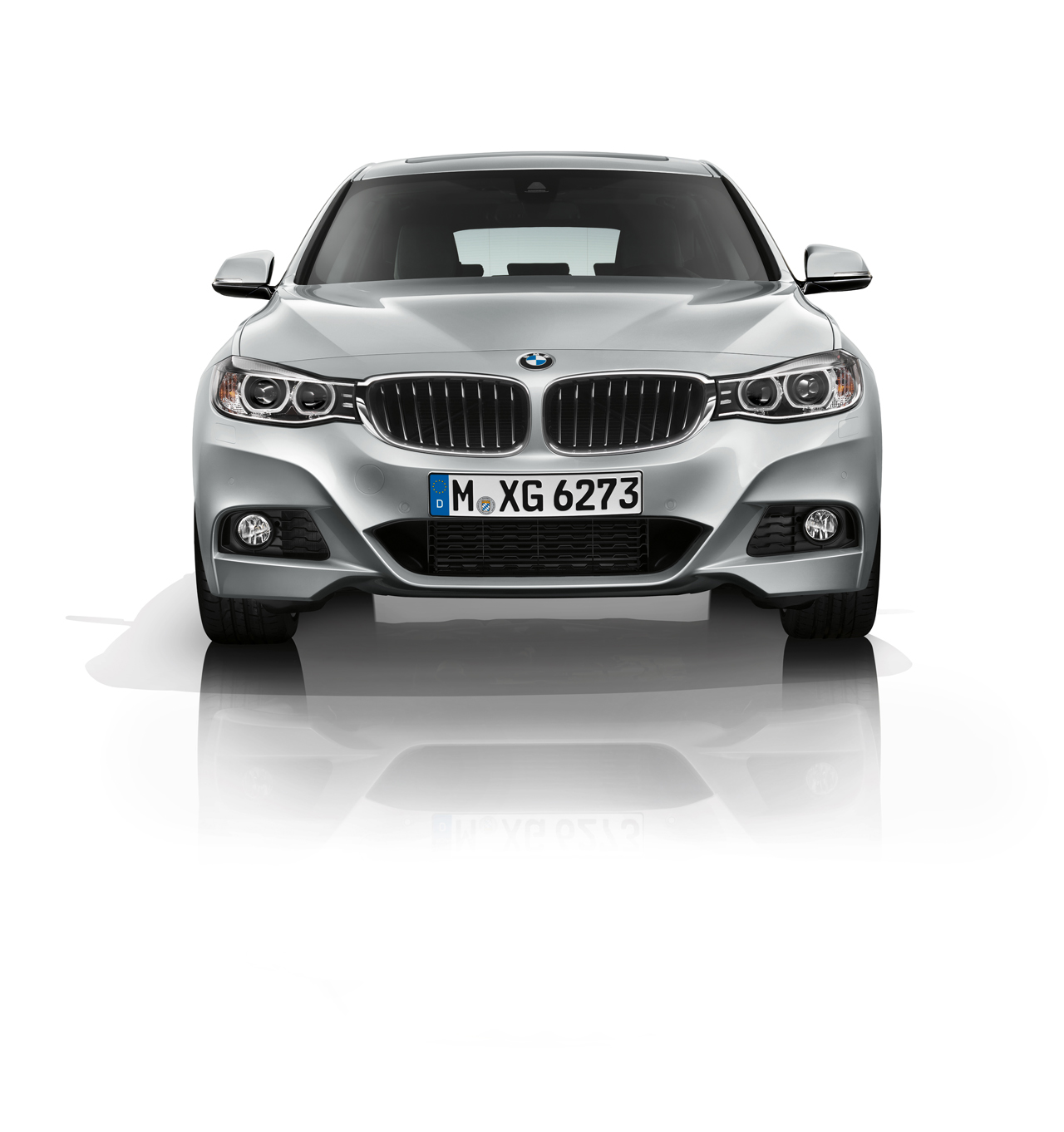 2014 BMW 3 Series Gran Turismo Has Arrived, Don't Call It