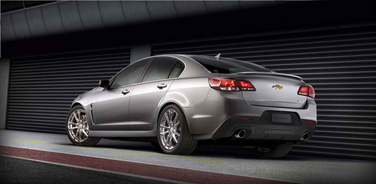 This is your 2014 Chevrolet SS - Autoblog
