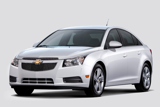 2014 Chevy Cruze Diesel arrived, price $25,695
