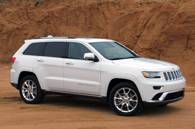 Related Gallery 2014 Jeep Grand Cherokee EcoDiesel: First Drive