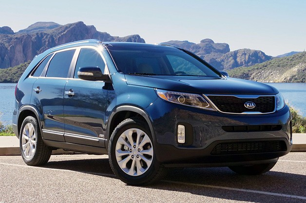 Automotive news revolution  2014 Kia Sorento