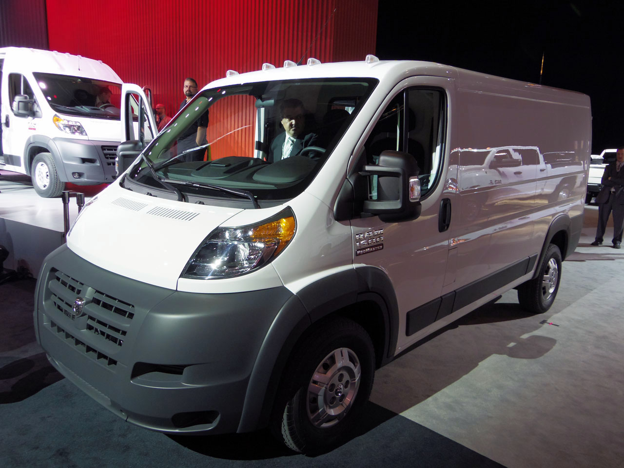 2014 ram promaster chicago 2013 photo gallery autoblog. Black Bedroom Furniture Sets. Home Design Ideas