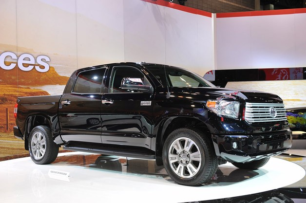 2014 Toyota Tundra Platinum