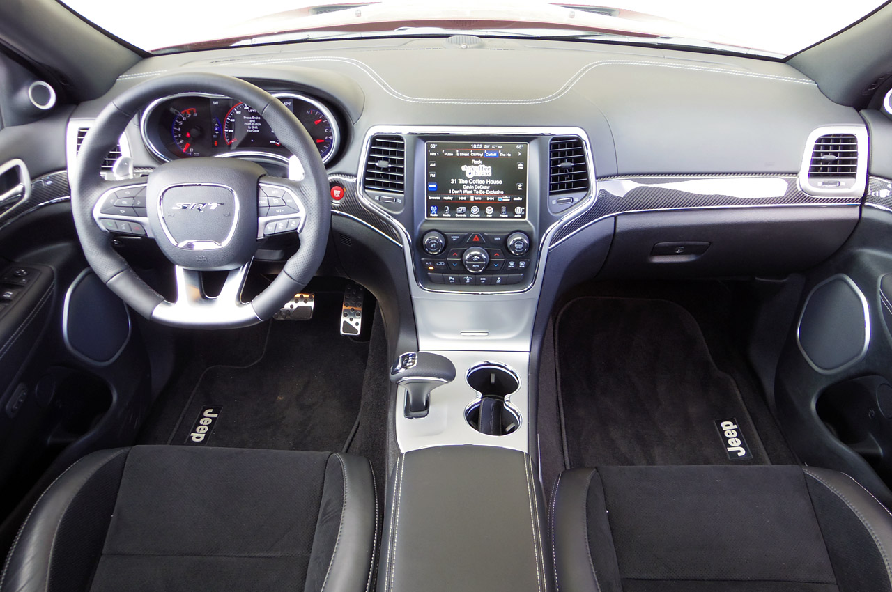 Cloth Leather Interior 2014 Jeep Cherokee Forums