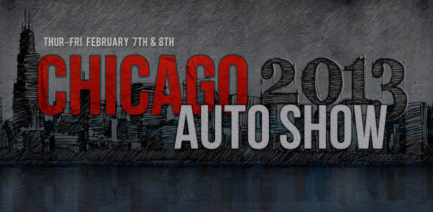 Autoblog's 2013 Chicago Auto Show - coverage graphic