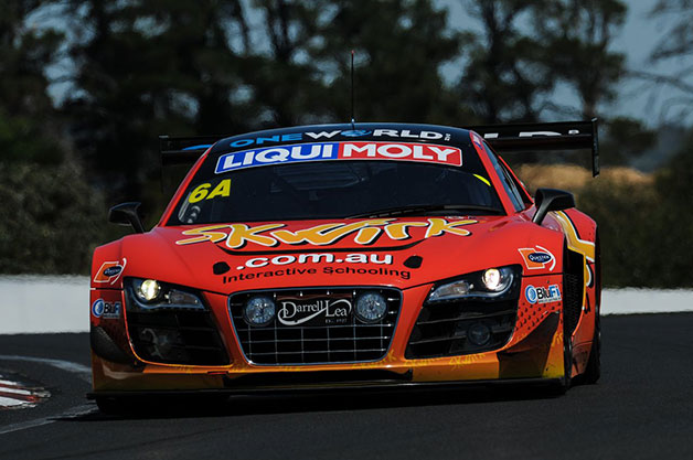 Race Recap: 2013 Liqui-Moly Bathurst 12-Hour competition the take a break of water, wrecks as well as yellow flags