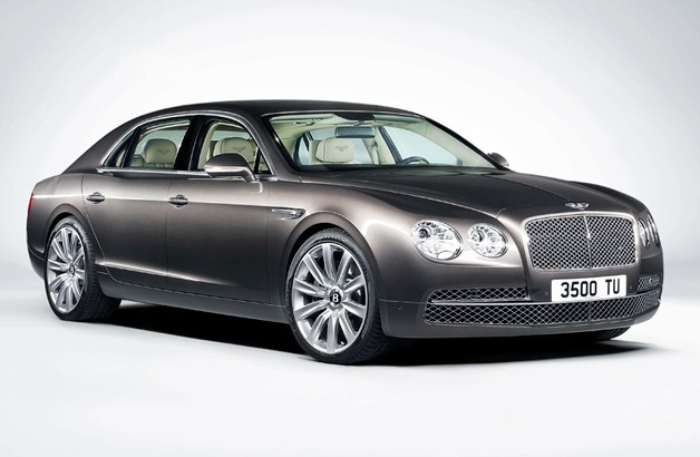 2014 Bentley Flying Spur brings latest pattern to four-door Continental