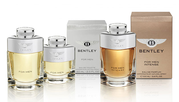 What's which smell? It's the Bentley Boy