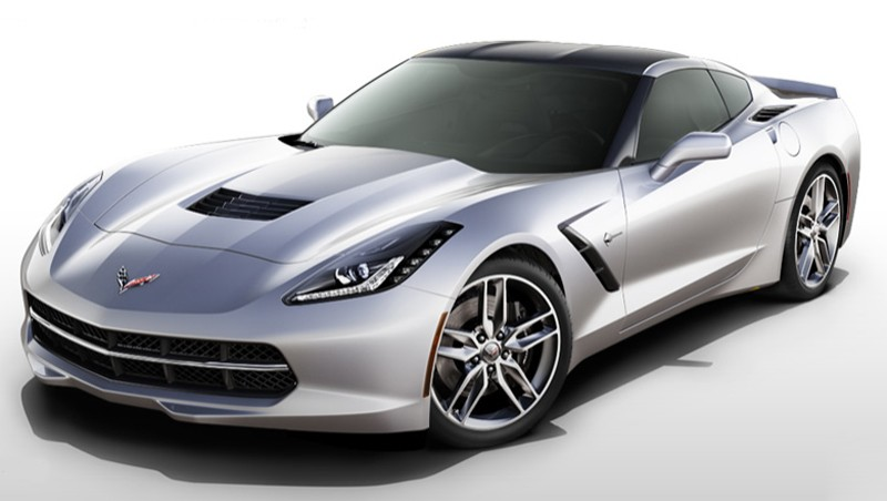 2014 chevrolet corvette stingray colorizer photos