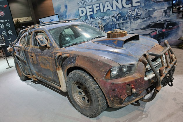 Dodge Charger from Defiance TV Show