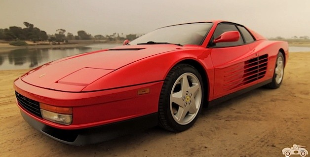 Why a Ferrari Testarossa deserves a little respect