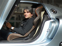 Hakan Saracoglu, car designer
