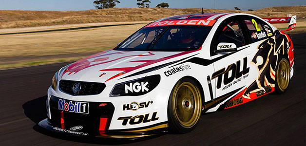 Holden&#8217;s latest Commodore ready to go racing in V8 Supercars [w/video]