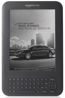 Kindle Buick
