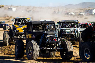 King of the Hammers 2013 - buggies racing
