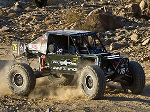 King of the Hammers 2013  - buggy