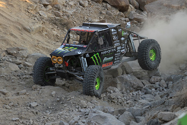 King of the Hammers IFS buggy