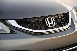 2013 Honda Civic grille