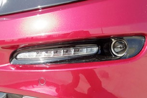 2014 Jeep Grand Cherokee SRT fog light