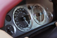 2013 Aston Martin DB9 gauges