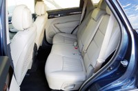 2014 Kia Sorento rear seats