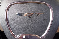 2014 Jeep Grand Cherokee SRT badge