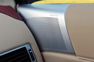 2013 Aston Martin DB9 door speaker