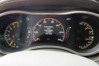 2014 Jeep Grand Cherokee EcoDiesel gauges
