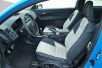 2013 Volvo C30 R-Design Polestar Limited Edition interior