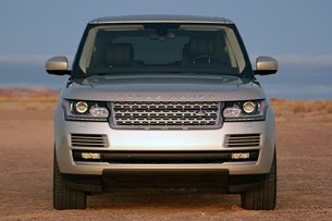 2013 Land Rover Range Rover front view