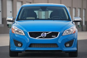 2013 Volvo C30 R-Design Polestar Limited Edition front view