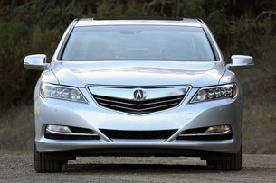 2014 Acura RLX front view