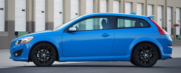 2013 Volvo C30 R-Design Polestar Limited Edition side view