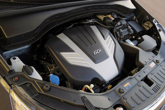 2014 Kia Sorento engine