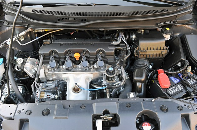 2013 Honda Civic engine