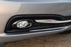 2013 Honda Civic fog light