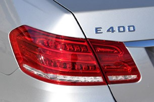 2014 Mercedes-Benz E-Class taillight