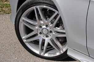 2014 Mercedes-Benz E-Class wheel