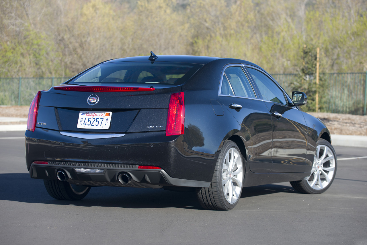 2013 cadillac ats premium 2 0t 6mt autoblog. Black Bedroom Furniture Sets. Home Design Ideas