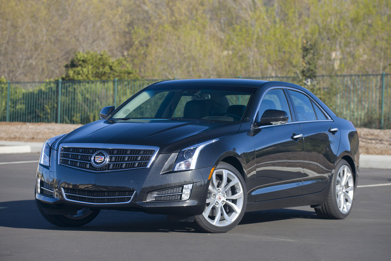 cadillac ats was almost front wheel drive autoblog. Black Bedroom Furniture Sets. Home Design Ideas