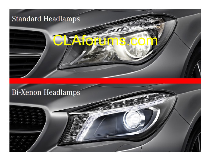 mercedes benz cla order guide photos